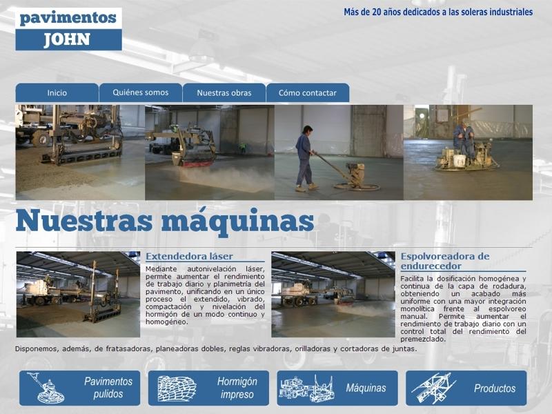 www.pavimentosjohn.es